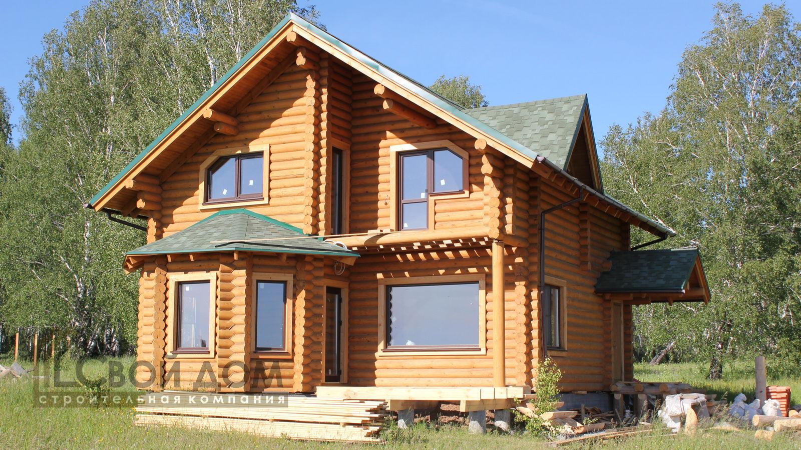 Проект дома 160м2