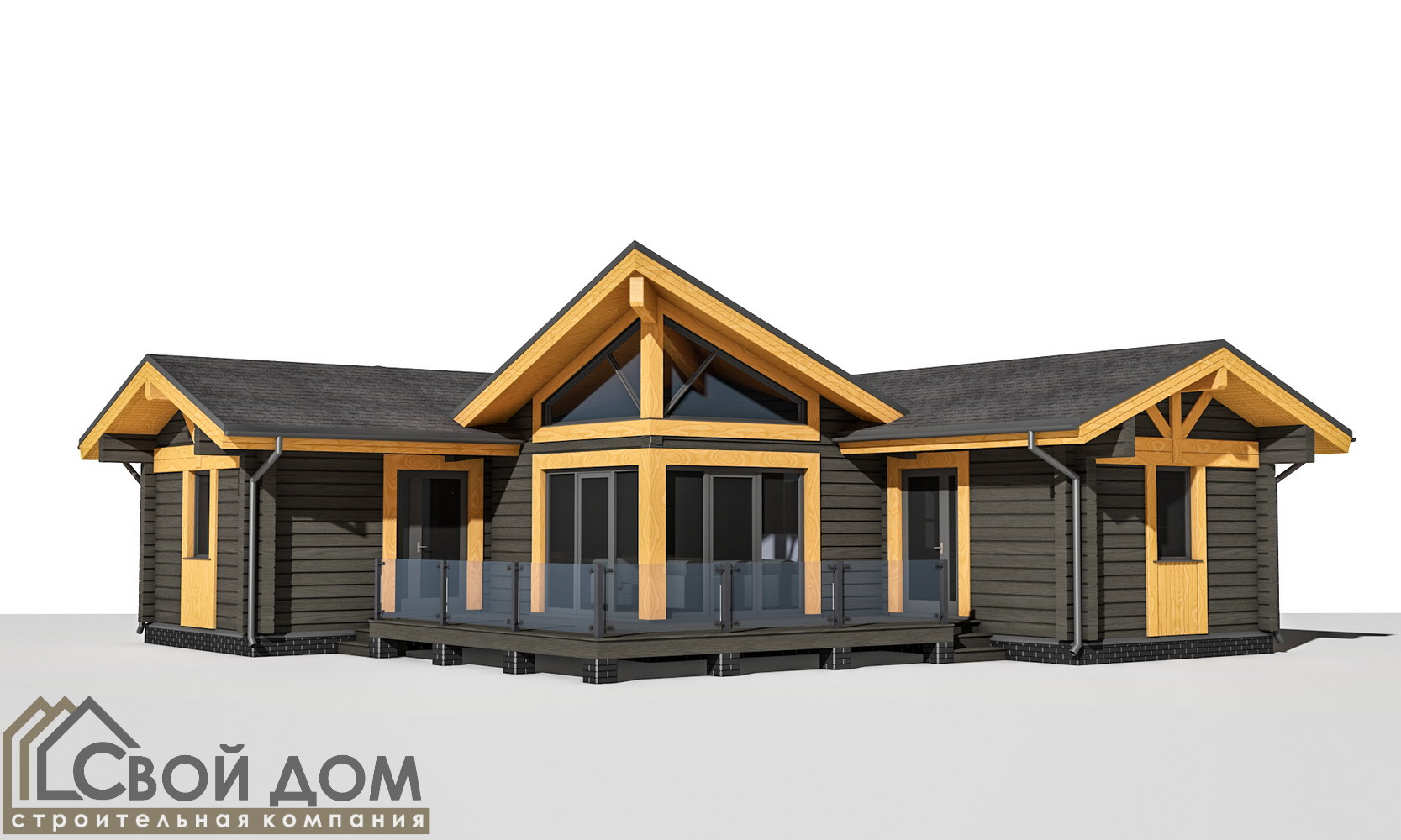 Проект дома 133м2