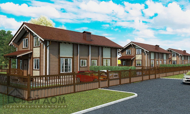 Проект дома 202м2