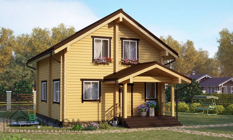 Проект дома 152м2